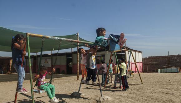 Demandan la cooperación social para atender los problemas de la niñez en el Perú.  (GEC)