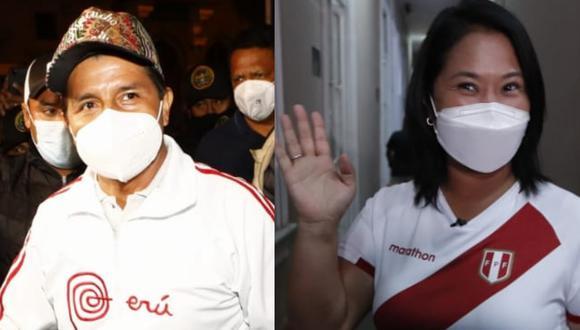 Fujimori y Castillo confrontarán propuestas en un debate presidencial luego del acuerdo alcanzado por sus partidos (GEC).