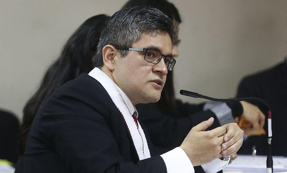 El fiscal José Domingo Pérez es parte del equipo especial del Caso Lava Jato desde que asumió Pedro Chávarry como fiscal de la Nación. (Foto: USI)