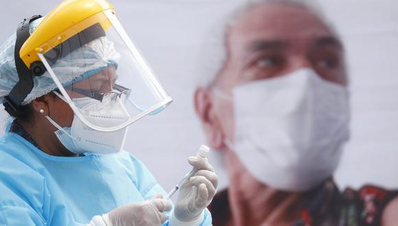 Gobierno realizó cambios en los integrantes y funciones del grupo multisectorial denominado Apoyo a la implementación del proceso de vacunación contra la COVID, creado en diciembre pasado. (Foto: Eduardo Cavero / @photo.gec)