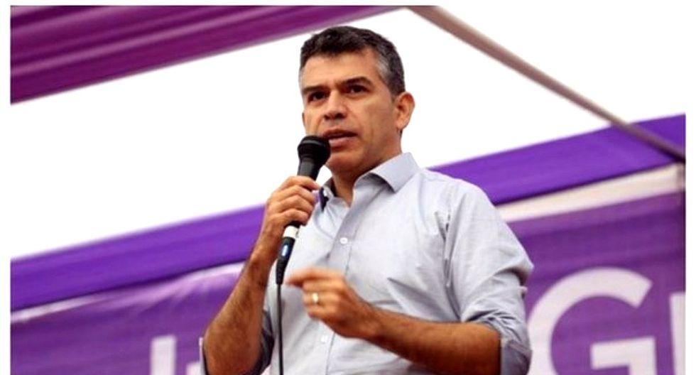 """Guzmán se mostró convencido en que """"si los peruanos escogemos bien y llegan personas preparadas y honestas al Congreso, entonces, se realizará una tarea constructiva con el Gobierno"""". (Foto: GEC)"""