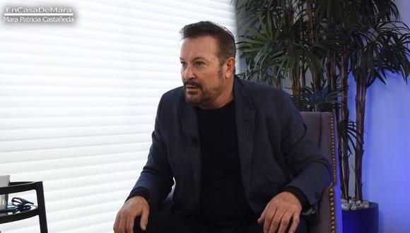 """Arturo Peniche se sincera y confiesa que se siente """"desgastado mentalmente y triste"""". (Foto: Captura de video)"""