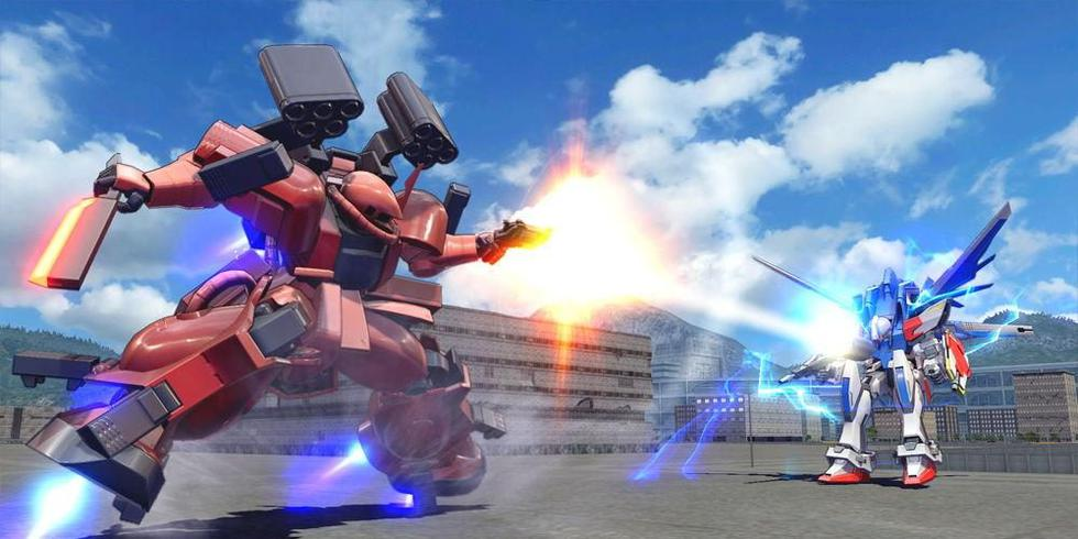 Mobile Suit Gundam vs. Maxiboost ON ya se encuentra disponible para PlayStation 4.