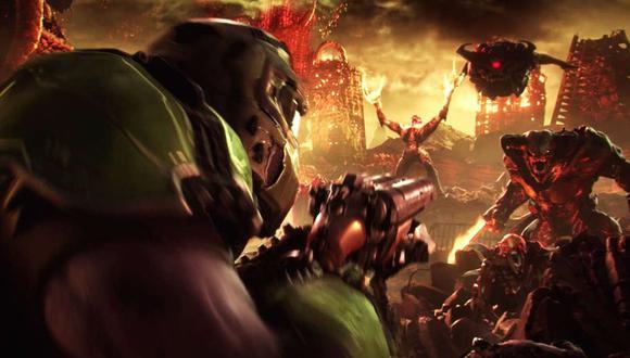 Bethesda lanzará 'Doom Eternal' para PlayStation 4, Xbox One, Nintendo Switch, Google Stadia y PC el próximo 20 de marzo. (Foto: PlayStation)