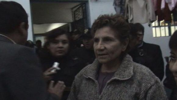 Elena Iparraguirre no cambia. (Difusión)