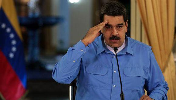 Nicolás Maduro, presidente de Venezuela. (Foto: EFE)