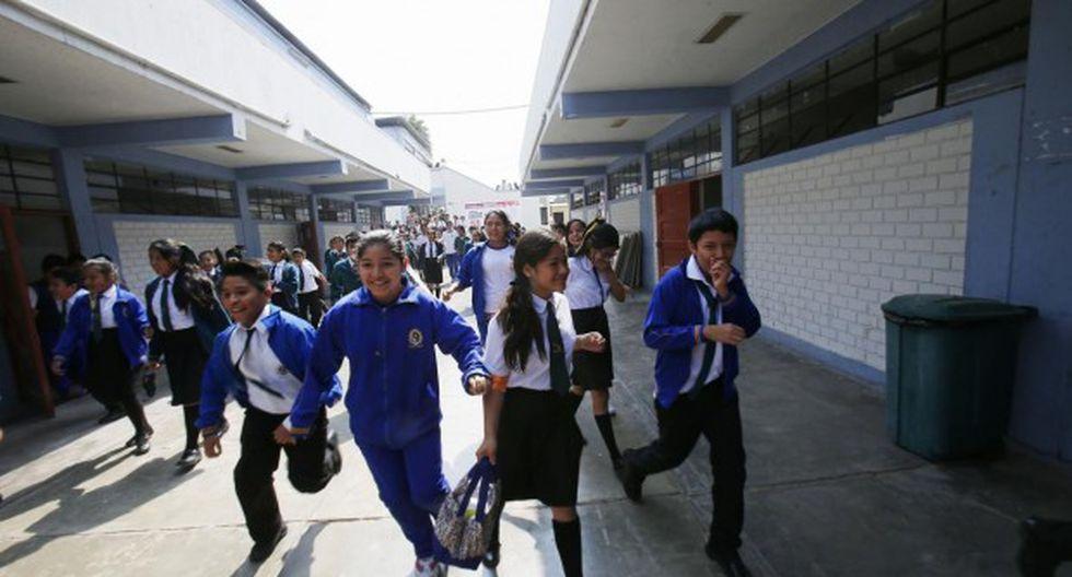 Minsa anunció que alista proceso para afiliar al SIS a miles de menores en edad escolar de todo el Perú. (Foto: GEC)