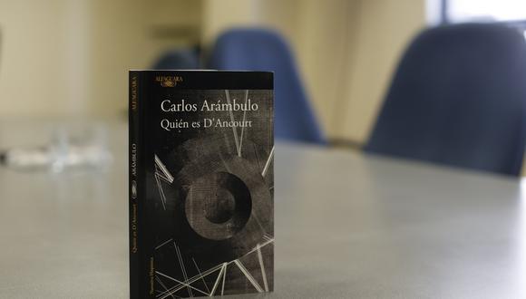 Un misterio ronda sobre la muerte de un poeta en la novela 'Quién es D'ancourt' de Carlos Arámbulo (Mario Zapata/Perú21).
