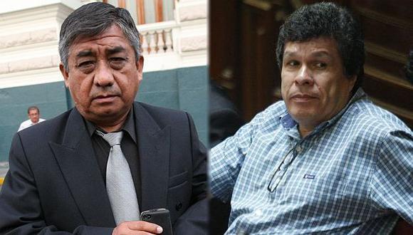 En el Congreso alargan desafuero de Heriberto Benítez y Víctor Crisólogo. (USI)