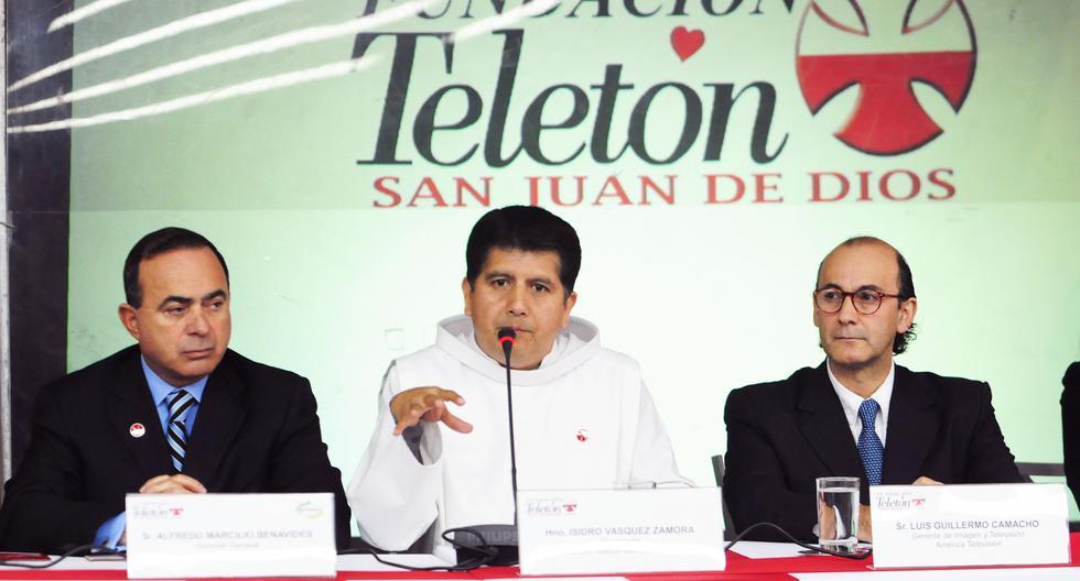 La Teletón es un evento benéfico que se realiza todos los años. | Foto: USI