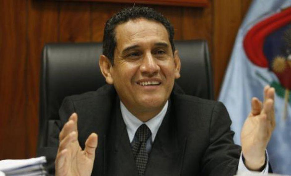 Mesías Guevara, gobernador electo de la región Cajamarca. (Foto: GEC)