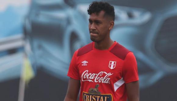 "Renato Tapia: ""Falcao me dijo que ya estábamos los dos adentro"" (USI)"