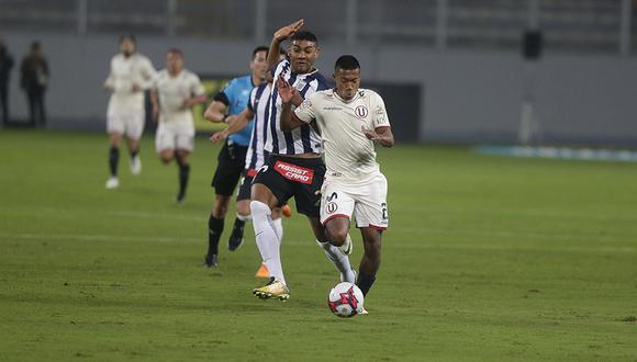 Alianza Lima y Universitario de Deportes, a la espera de una respuesta final para jugar el clásico. (Foto: Alonso Chero/GEC)