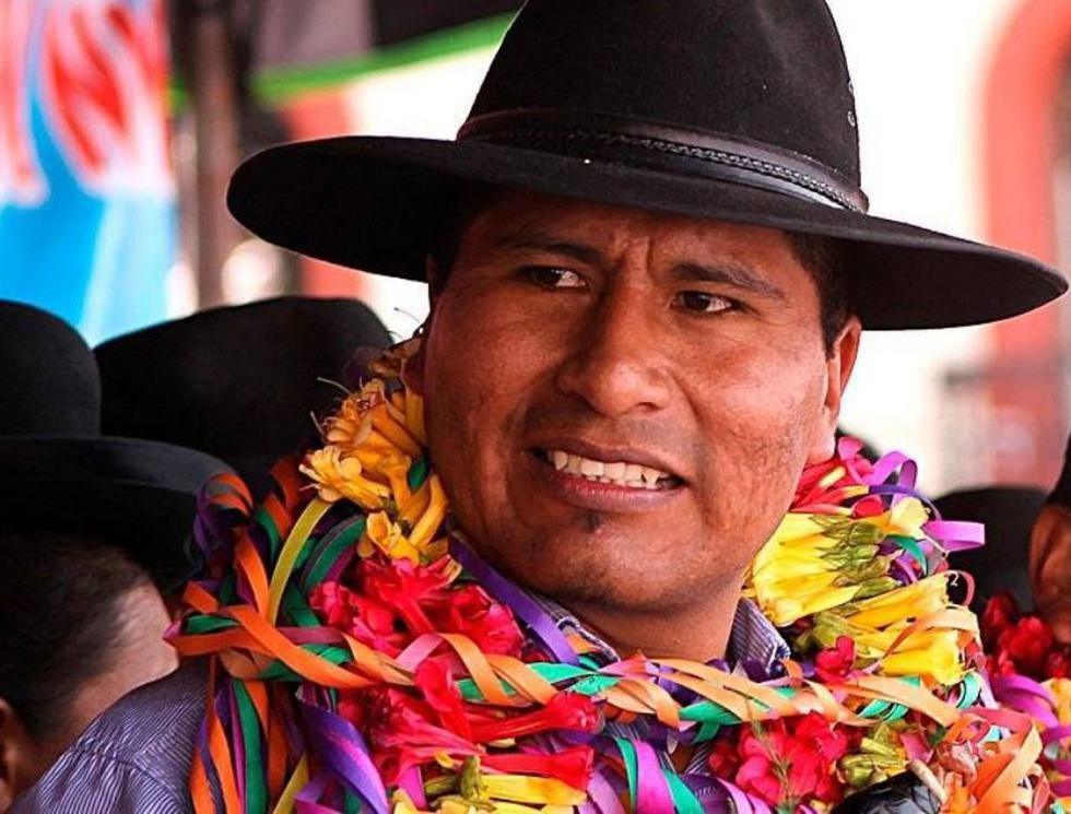 La Primera Fiscalía Provincial Penal Corporativa de Puno informó que Aduviri Calisaya es investigado por el delito de disturbios, por el conocido caso del 'Aymarazo'. (Foto: Poder Judicial)
