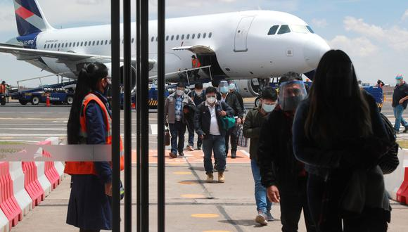 La Asociación de Transporte Aéreo Internacional pidió prevenir que los diversos actores del sector incurran en mayores costos de operación. (Foto: MTC)