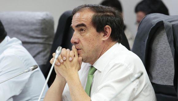 Comisión de Ética sesiona hoy para evaluar denuncia contra Lescano. (GEC)
