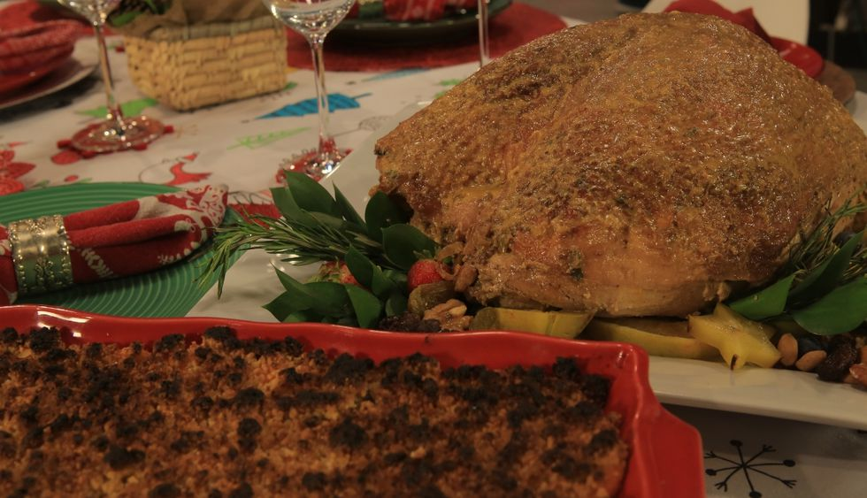 Acompañar con una guarnición de puré de camote o ensalada de quinua es una buena opción. (Foto: Difusión)