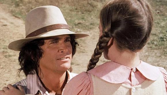 """""""La familia Ingalls"""" fue emitida entre 1974 y 1983, con Michael Landon como su figura principal (Foto: NBC)"""