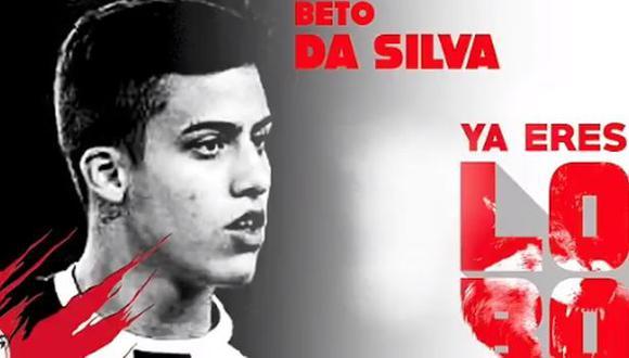 Beto da Silva fue cedido a préstamo por Tigres. (Captura: Lobos BUAP)
