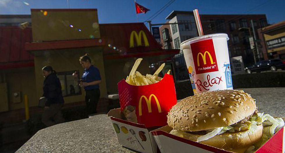 McDonald's es muy popular entre los iraníes. (Bloomberg)