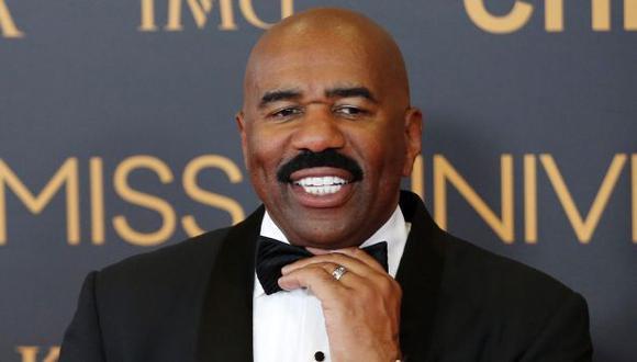 Steve Harvey respaldó a Warren Beatty por su error en la entrega de los Oscar. (Créditos: EFE)