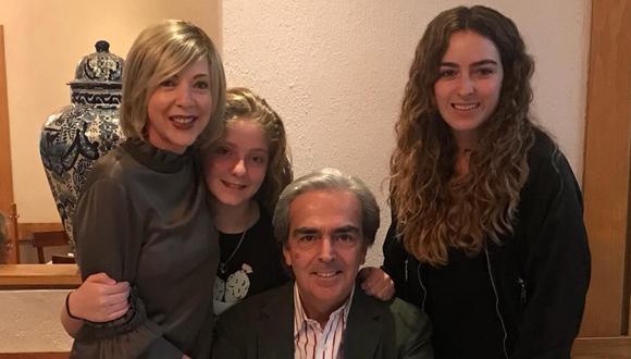 Edith González: esposo de la actriz comparte estremecedora imagen (Foto: Instagram)