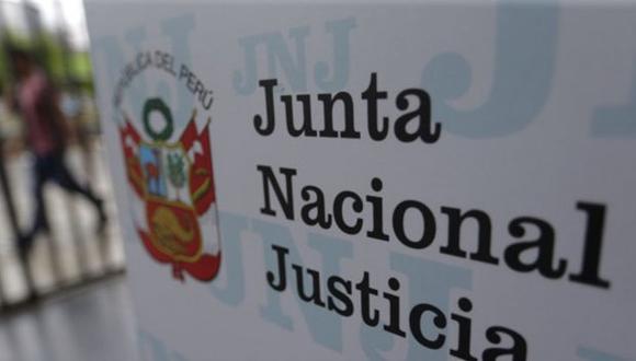 Abogados podrán postular desde el jueves para ocupar las plazas de la JNJ (GEC).