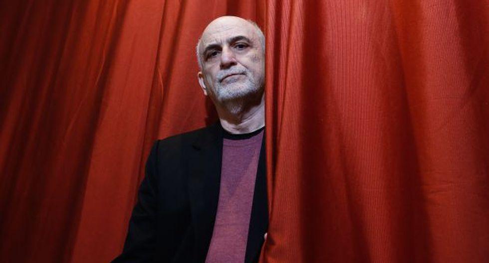 El crítico de cine Ricardo Bedoya también conduce el programa de TV 'El placer de los ojos'.
