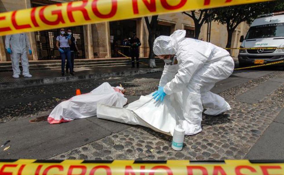 Colombia prolongará la cuarentena hasta el 25 de mayo. (Getty)