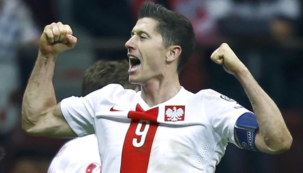 Polonia clasifica a la Eurocopa 2016 en Francia (Reuters)
