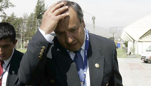 Presidente regional del Cusco fue condenado a 4 años de prisión suspendida. (USI)