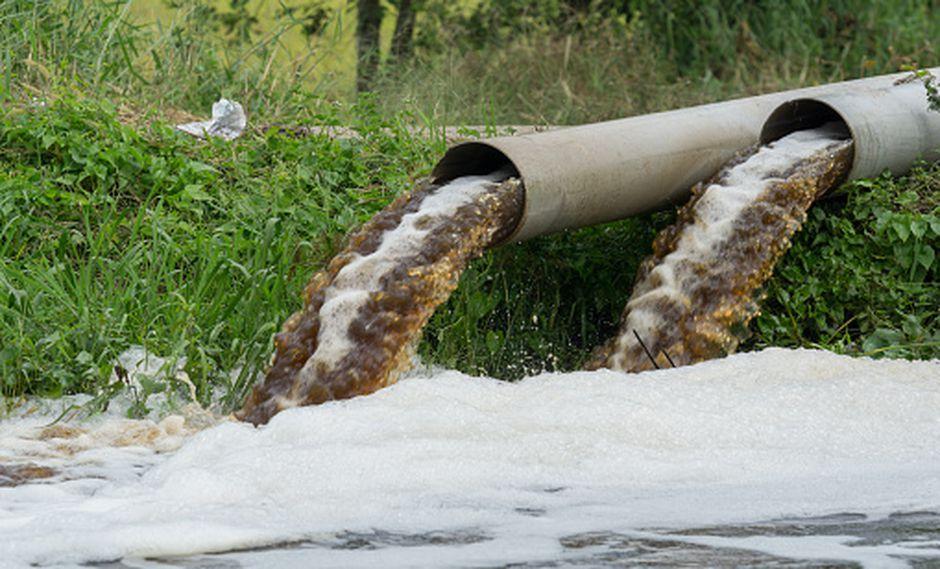 aguas de desagüe. (Getty Images)