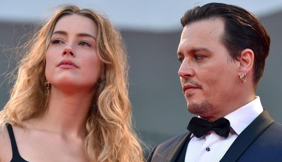 Amber Heard arremete contra Johnny Depp por negar que la golpeó cuando aún estaban casados. (Foto: EFE)