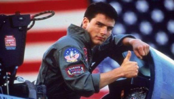 Tom Cruise confirmó que habrá una secuela de 'Top Gun' (Paramount Pictures)