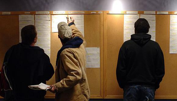 Tasa de desempleo juvenil podría aumentar, advirtió la OIT. (Bloomberg)