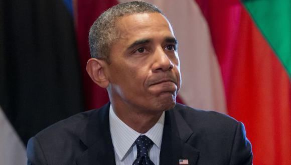 Barack Obama participó hoy en minicumbre con presidentes de países bálticos. (AP)