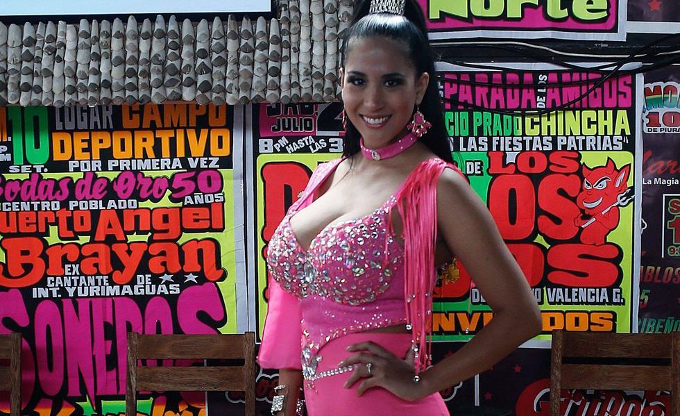 Melissa Paredes: