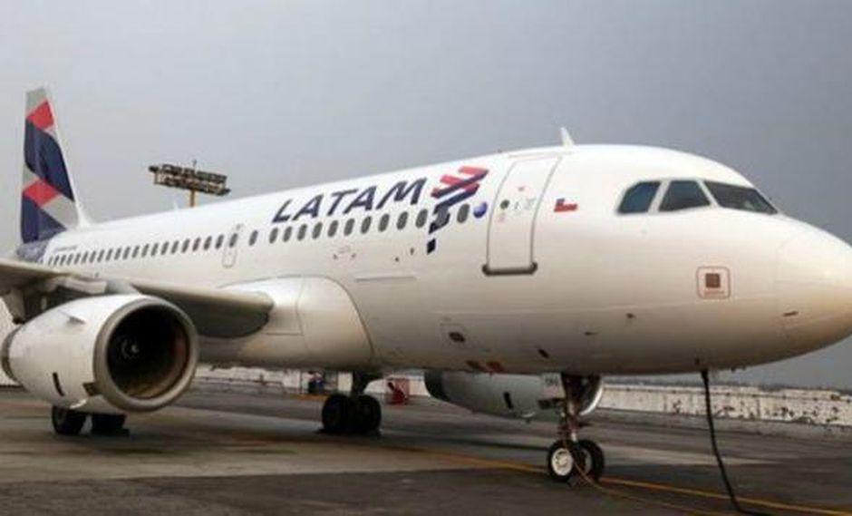 Serán tres vuelos semanales los que operará Latam a estos nuevos destinos. (Foto: Perú21)