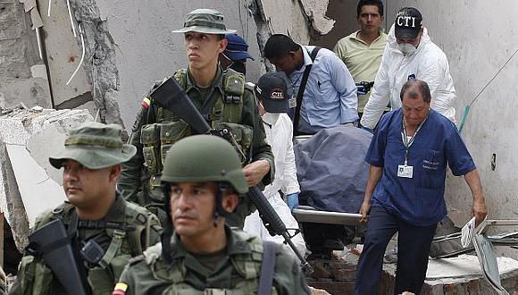 Los terroristas emboscaron a la patrulla militar con fusiles y granadas. (Reuters)