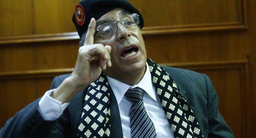 Edwin Donayre no acudió a la audiencia sobre el caso de robo de combustible en el Ejército. (Perú21)