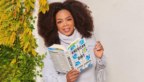 """Oprah habló acerca de su recomendación del polémico libro """"American Dirt"""", señalado por su contenido racista (Foto: Twitter)"""