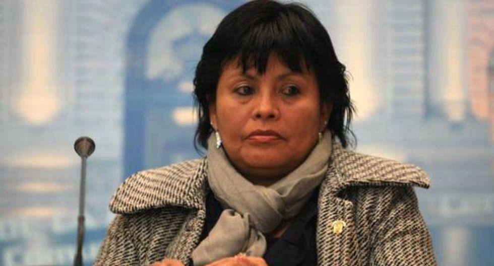 "De acuerdo con la ANP, la legisladora cometió ""un doble atentado a la libertad de prensa"". (USI)"