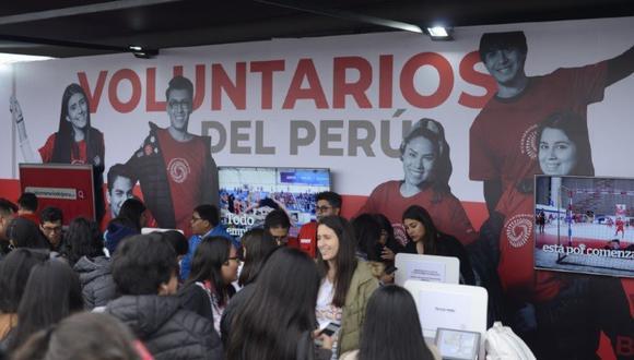 En tan solo dos días del lanzamiento del programa, el número de voluntarios pasó de poseer 2, 2 mil 279 a más de 12 mil inscritos.  | Difusión