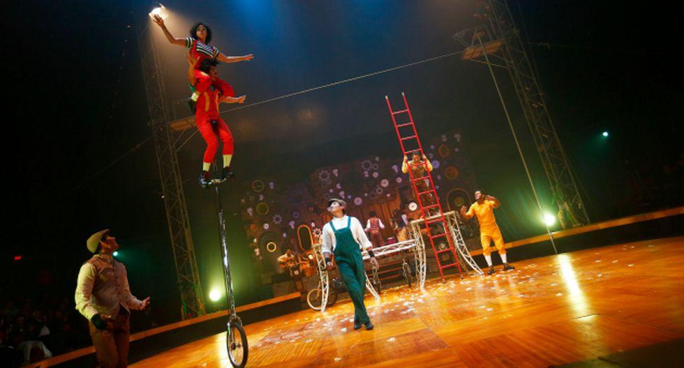 Más de 40 artistas del Perú y el mundo participan en el nuevo espectáculo de La Tarumba, en Chorrillos. (Piko Tamashiro)