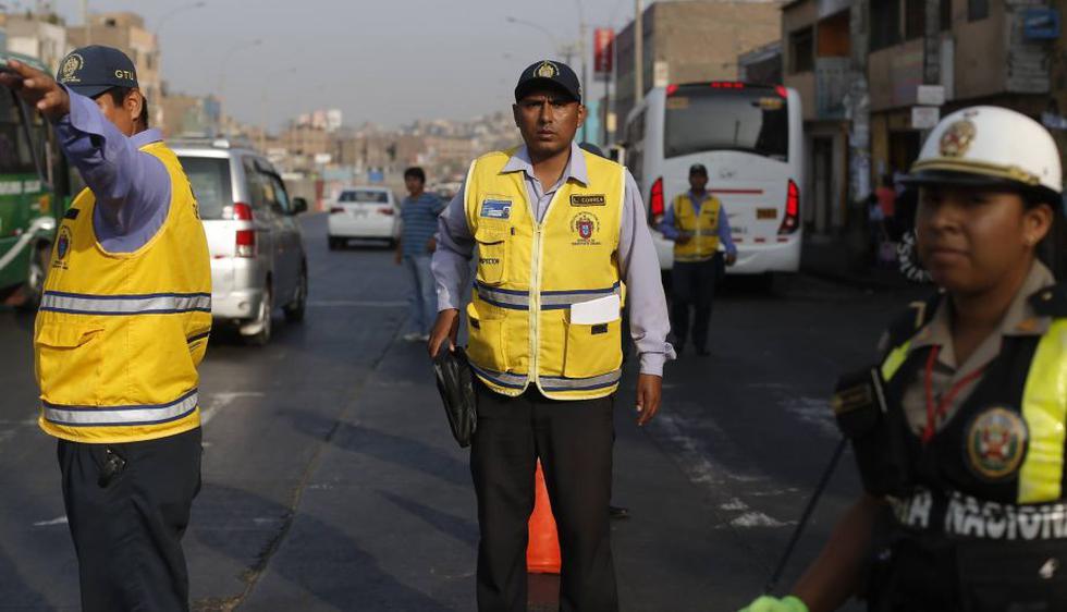 Municipalidad de Lima realizó operativo contra 'Chosicanos' en la Carretera Central. (Atoq Ramón)