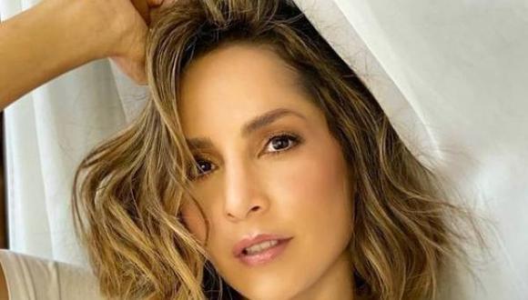 La actriz nacida en Barranquilla tenía 25 años cuando consiguió su primer protagónico. (Foto: Carmen Villalobos/ Instagram)