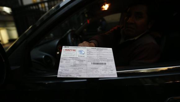 La ley otorga un plazo dos años para el cobro de las indemnizaciones. (Foto: GEC)