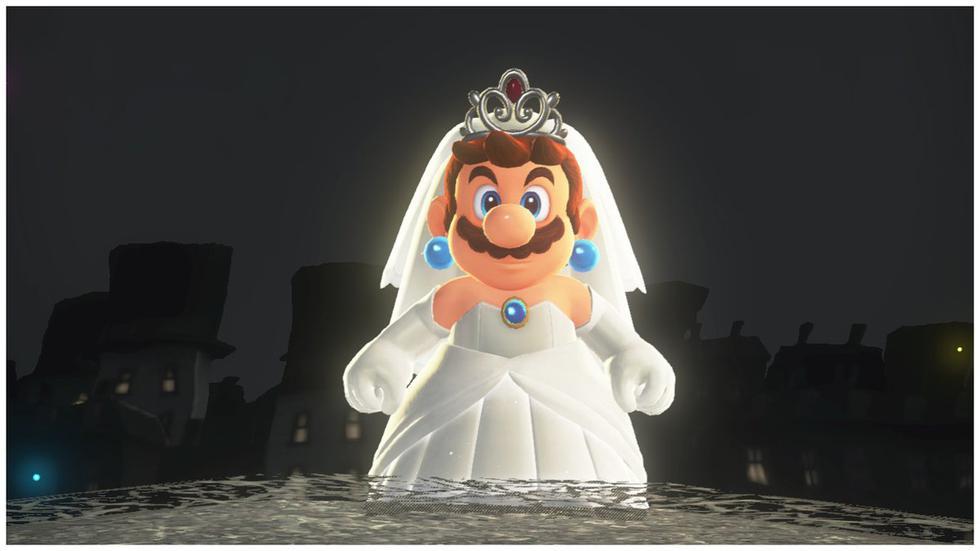 El último videojuego del fontanero favorito de grandes y chicos, 'Super Mario Odyssey', está nuevamente en el foco de la atención y no necesariamente por el lanzamiento de un nuevo juego. (Nintendo)