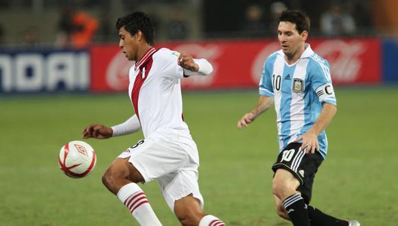 Messi recuerda mucho el partido disputado contra Perú en setiembre del 2012. (Fernando Sangama/Depor)