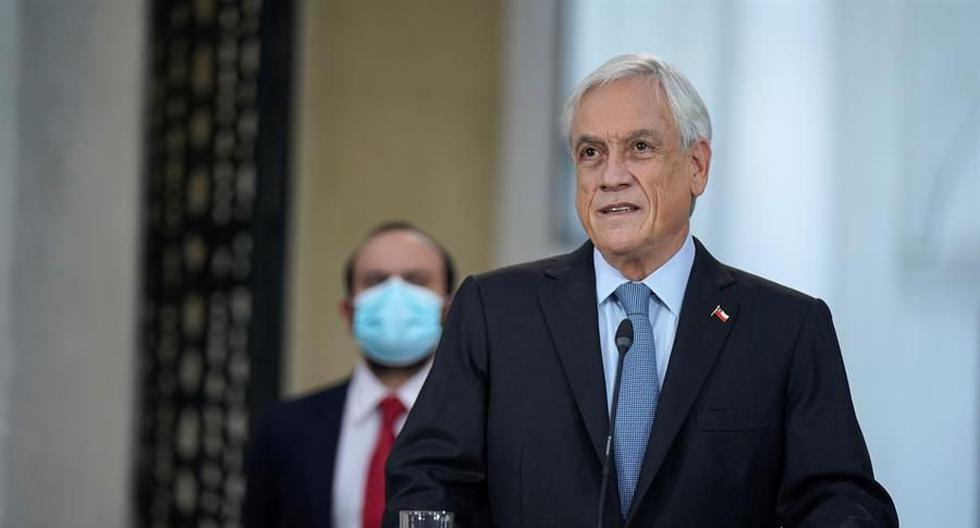 Imagen del presidente de Chile Sebastián Piñera. (Foto: EFE).